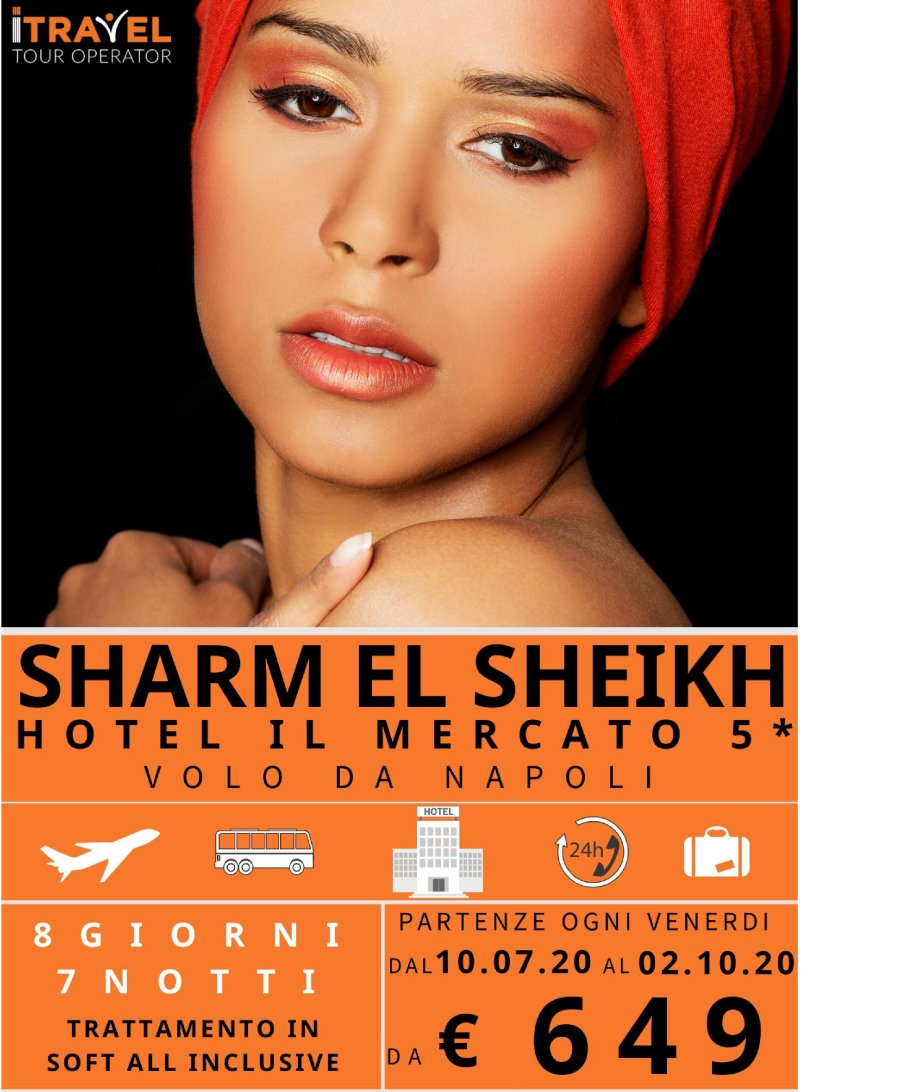 offerte Sharm el Sheikh con International Travel proposta da Certosa Viaggi